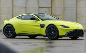 2019 Aston Martin Vantage US   Wallpapers and HD Images Car Pixel