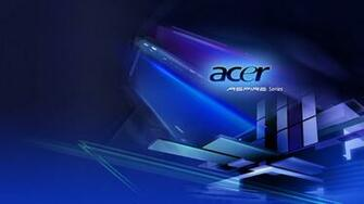Acer Aspire Blue Logo Wallpaper Desktop 7570 Wallpaper