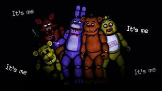 SFM] FNAF Animatronics by LoneWolfHBS