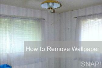 How to Remove Wallpaper   Tauni Everett