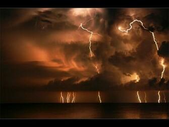Thunder Sky Computer Background Thunder Sky Desktop Wallpaper