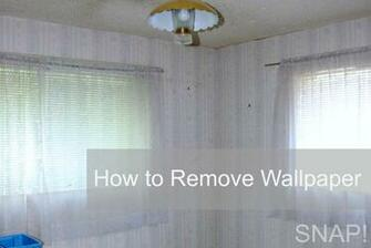 how to remove old wallpaper how to remove wallpaper from drywall