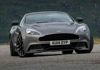 Aston Martin Vanquish Car Wallpapers 2015 Automobiles