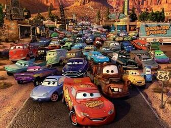 Disney Cars cool wallpaper   Disney Pixar Cars Wallpaper 13374968
