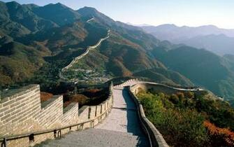 Great Wall of China Wallpapers   Top Great Wall of China