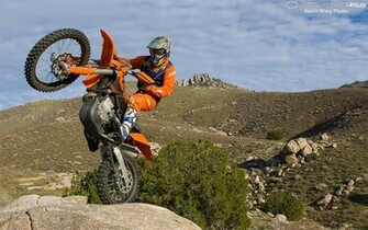 KTM Dirt Bike Wallpapers   6 of 6   1680x1050   Motorcycle USA