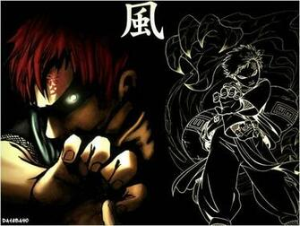 Download Anime Wallpaper Gaara Naruto movie