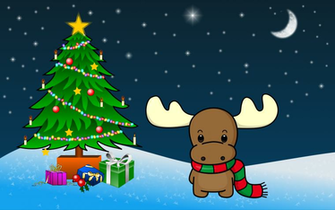 Cute Christmas Wallpaper Images amp Pictures   Becuo