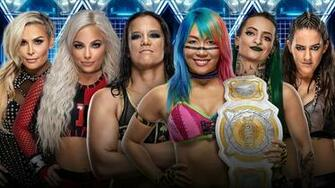 WWE Elimination Chamber Results Womens Chamber Match