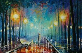 Leonid Afremov Wallpapers