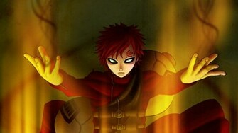 gaara kazekage Wallpapers