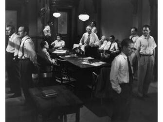12 Angry Men Wallpaper and Background Image 1600x1200 ID