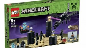 LEGO Minecraft Set Pictures Revealed 2015BrickUltra Home to LEGO News