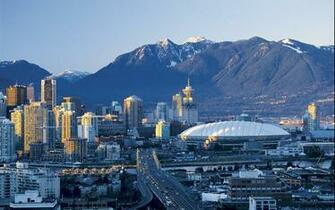 Vancouver Desktop Wallpapers for HD Widescreen and Mobile