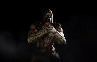Wallpaper Tremor Mortal Kombat X MKX Tremor images for desktop