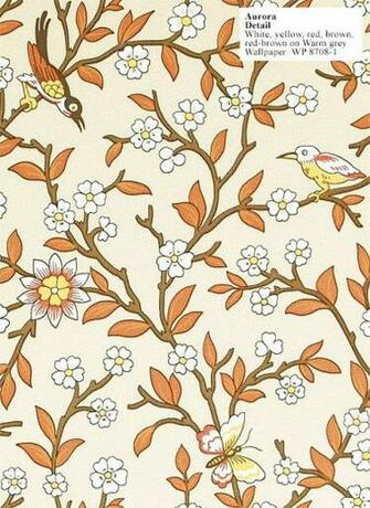 aurora american wallpaper design c 1870 wallpaper 20 5 x 33 roll 52