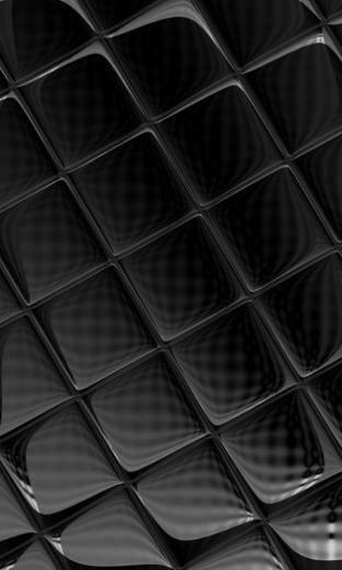 free 480 x 800 cellphone wallpaper abstract shiny black
