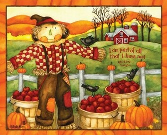 October Downloadable Wallpapers