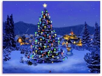 Holiday Christmas Desktop Wallpapers Christmas tree Download