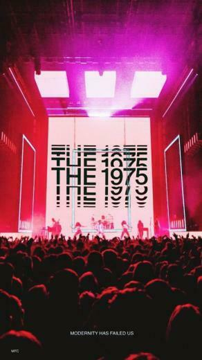 The1975 Wallpaper ModernityHasFailedUs MattyHealy MFC