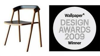 Coen Chair   Best of dining chair by Wallpaper Design Award 2009