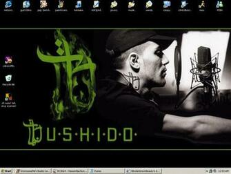 Bushido Wallpaper by XBrokenDownBeauty