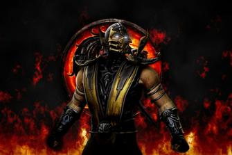 Scorpion Wallpapers Mortal Kombat