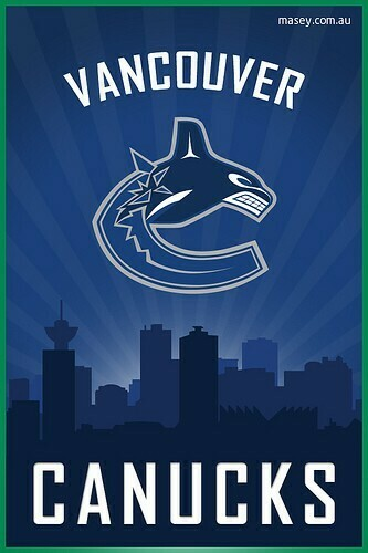 Vancouver Canucks Orca iPhone 4 Wallpaper Flickr   Photo Sharing