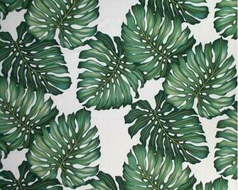 palm pattern banana palm for art Palm Print Leaf Print Fabric
