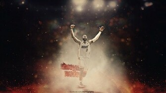 Dwyane Wade Wallpaper by ManiaGraphic