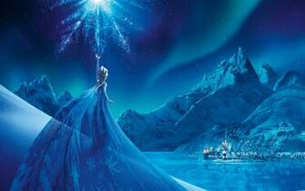 Frozen Elsa Snow Queen Palace Wallpapers HD Wallpapers