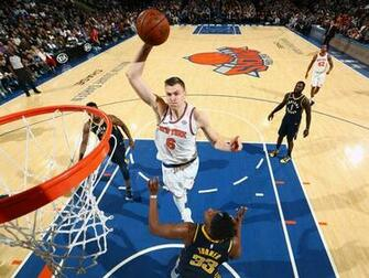 Kristaps Porzingis The NBAs Best Unicorn SIcom