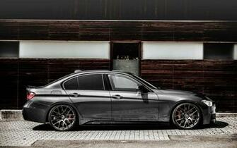 car BMW Stance Stanceworks F30 Wallpapers HD Desktop and