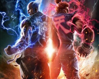 Akuma Tekken 7 Fated Retribution HD Wallpaper   iHD Wallpapers