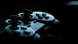 2560x1440 Duashock Playstation Controller desktop PC and Mac wallpaper