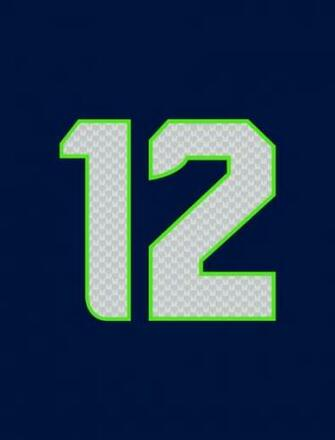 12th Man Seahawks Wallpaper for iPhone 5