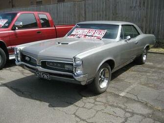 Description 1967 Pontiac GTO Hardtopjpg