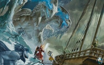 dungeons and dragons Wallpaper Background 50008