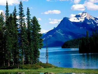 Wallpaper Canada National Park Awesome Landscapes HD Wallpapers
