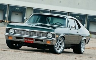 Chevrolet Nova 1970 muscle cars hot rod tuning wallpaper 1680x1050