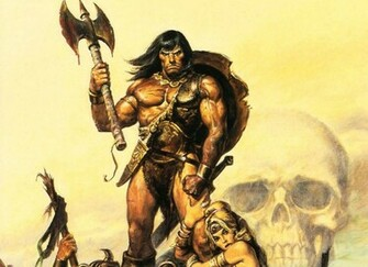 CONAN THE BARBARIAN gw wallpaper background