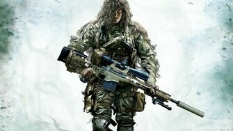 Sniper Ghost Warrior 2 Game HD Wallpaper   iHD Wallpapers