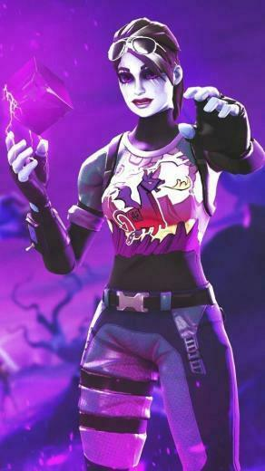 Dark Bomber Fortnite Skin Wallpaper Best gaming wallpapers