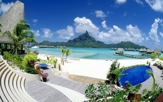 Bora Bora Wallpaper FREE WALLPAPERS