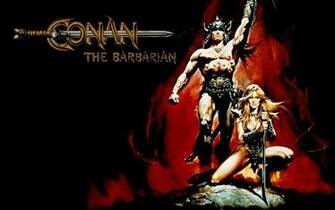 Conan the Barbarian Wallpaper