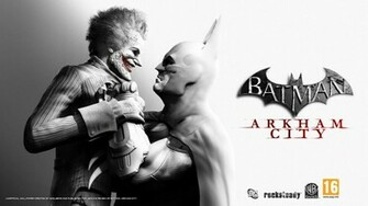 Wallpapers Batman Arkham City ZWAME Jogos