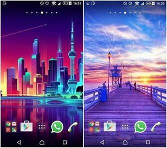 11 best wallpaper apps for Android   AndroidPIT