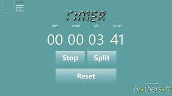 Download Countdown Timer for Windows 8 Countdown Timer for