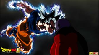 Goku Ultra Instinct Wallpapers