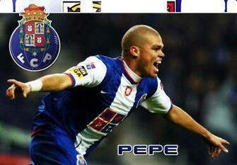 Kepler Pepe Celebration Wallpaper   Football HD Wallpapers